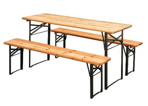 Dřevěný pivní set